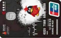 QQ会员联名信用卡(银联金卡黑色)