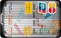 平安银行携程商旅信用卡(普卡万事达)